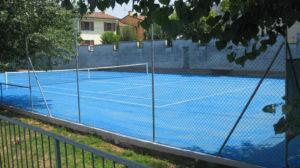 Campo da tennis in sintetico Mantova