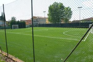 Campo calcetto a 5 a Verona, Peschiera
