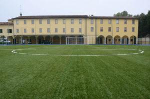 Campo da calcio erba sintetica a Brescia