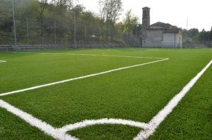 Campo da calcio erba sintetica a Mantova