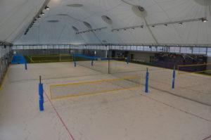 Realizzazione campi beach volley