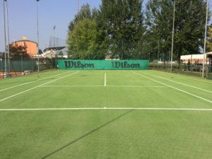 Realizzazione campi da tennis a mantova