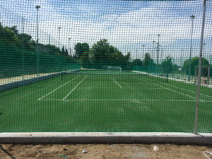 Recinzioni per campi sport a Brescia